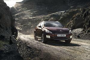 Hybrydy - nowa broń Peugeota