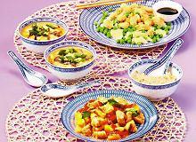 Zupa z kurczakiem po syczuańsku - ugotuj