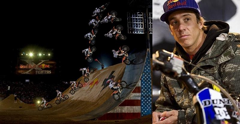 Red Bull X-Fighters, Robbie Maddison