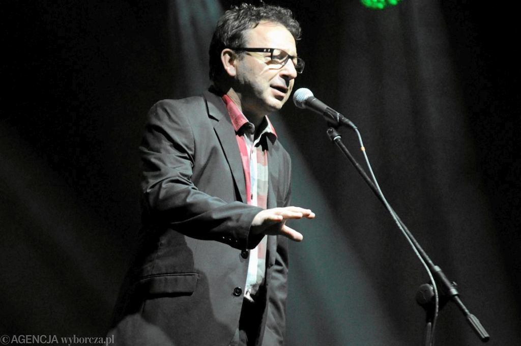 Zbigniew Zamachowski (fot. Łukasz Wądołowski/AG)