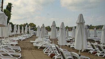 Plaża / zdjęcie ilustracyjne