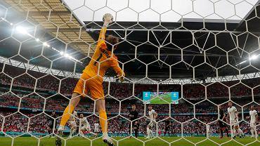Wielki mecz Anglii na Euro 2020! Jest ćwierćfinał. Pierwsza taka wygrana od lat