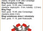 Pobiegną w Radomiu w rocznicę uchwalenia Konstytucji 3 maja