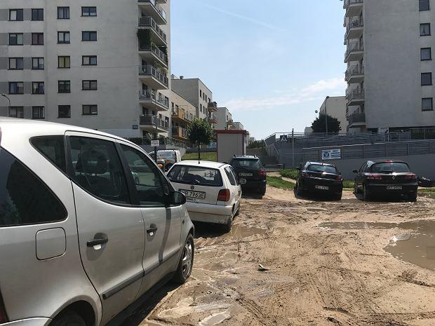 Parkowanie na Bemowie