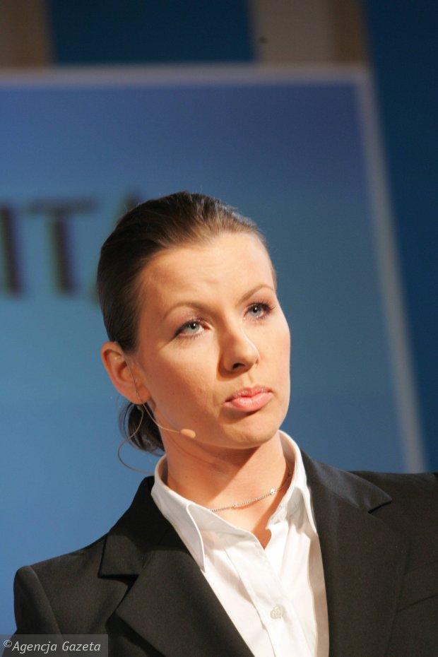 Anita Werner w 2004 roku, Wielki Bal Motoryzacji.