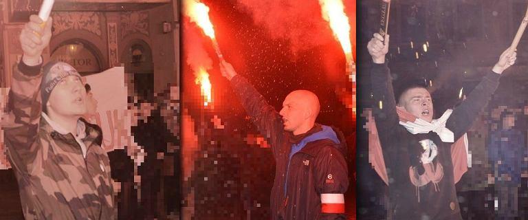 Marsz we Wrocławiu. Policja opublikowała wizerunki podejrzanych
