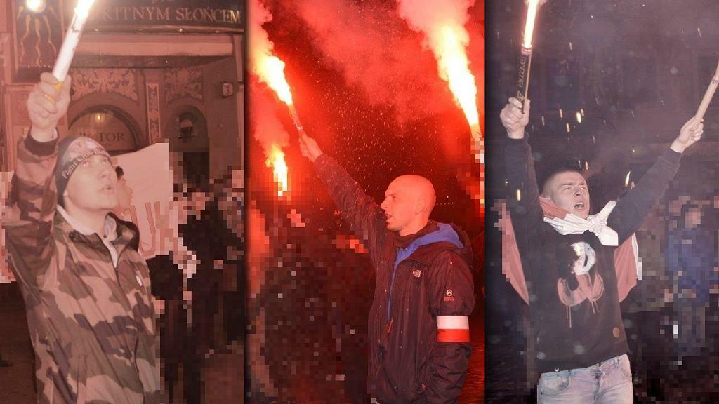 Poszukiwani po marszu we Wrocławiu