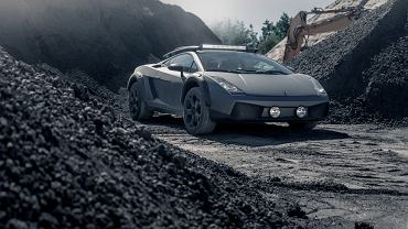 Offroadowe Lamborghini Gallardo