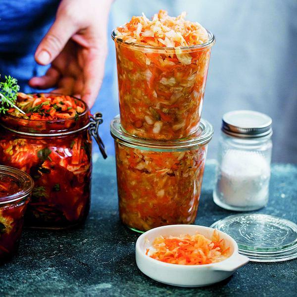 Kiszone warzywa warto przygotowywać i jeść przez cały rok
