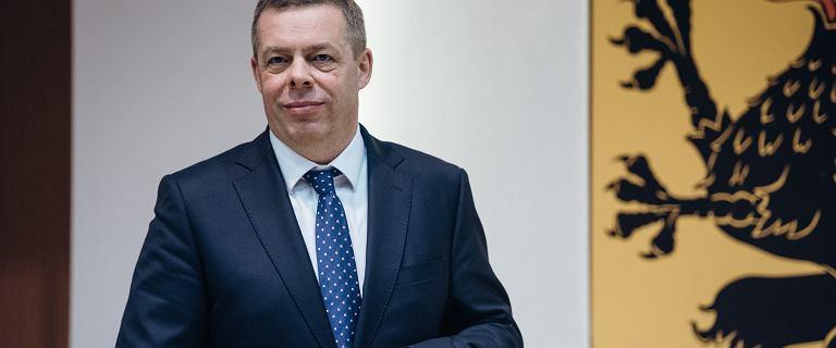 Jan Kleinszmidt z PO został przewodniczącym sejmiku pomorskiego