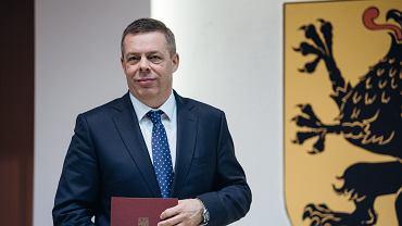 Jan Kleinszmidt został przewodniczącym Sejmiku Województwa Pomorskiego