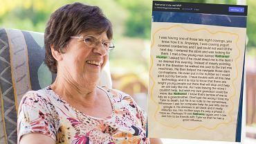 Babcie kochają swoje wnuki i chcą dla nich jak najlepiej, czasem nawet kosztem publicznego wytykania im wad