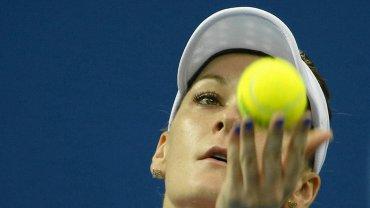 Agnieszka Radwańska w październiku 2015 roku wygrała turniej w Tiencinie