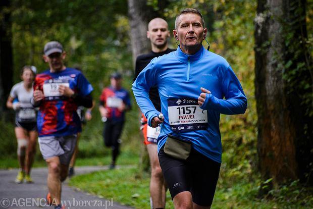 Zdjęcie numer 90 w galerii - Silesia Marathon. Chłód i wiatr niestraszne, rekord pobity! [ZDJĘCIA]