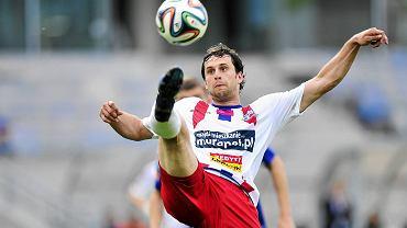 Obecna od dawna na koszulkach Podbeskidzia firma Murapol ma zostać właścicielem bielskiego klubu