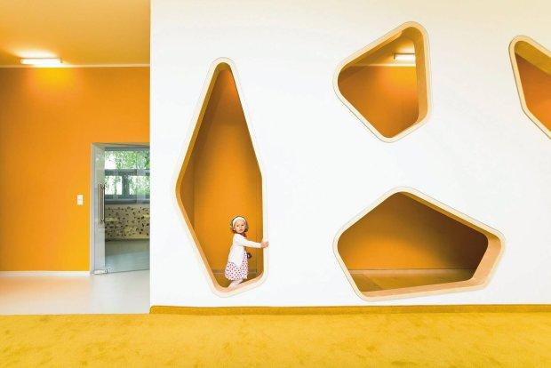 Przestrzeń dla dziecka: przedszkole marzeń