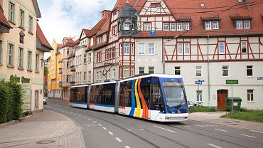 Tramino - tramwaj Solarisa