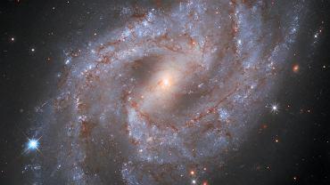 Teleskop Hubble'a zarejestrował wybuch supernowej na filmie. Zdjęcia wykonywał przez rok