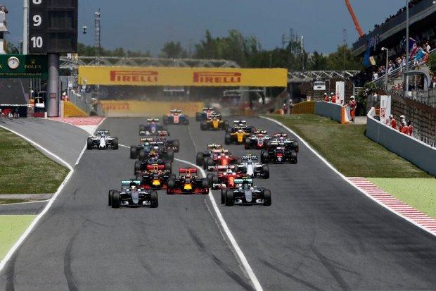 Formuła 1 | GP Hiszpanii 2016