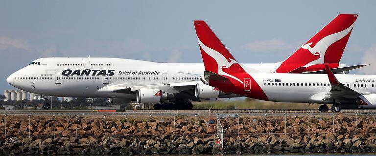 Linie lotnicze Qantas pobiły rekord najdłuższego lotu samolotu pasażerskiego