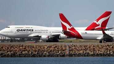 Lotem z Nowego Jorku do Sydney, który trwał 19 godzin i 16 minut, australijskie linie lotnicze Qantas pobiły rekord najdłuższego lotu samolotu pasażerskiego/AP Photo