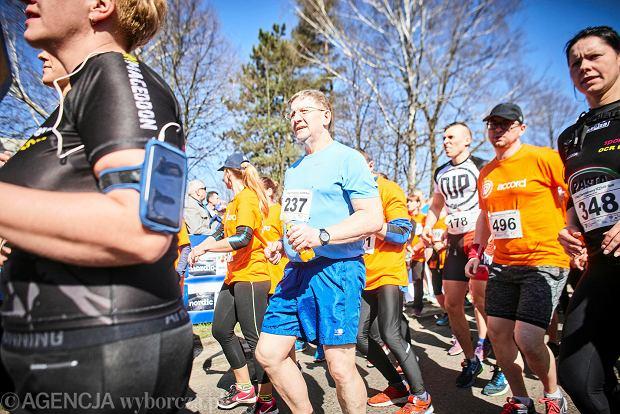 Zdjęcie numer 76 w galerii - Otwarcie sezonu biegowego w Łodzi.