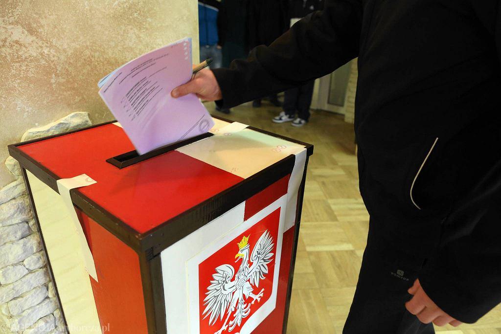 Lublin. Wybory samorządowe w 2014 r.