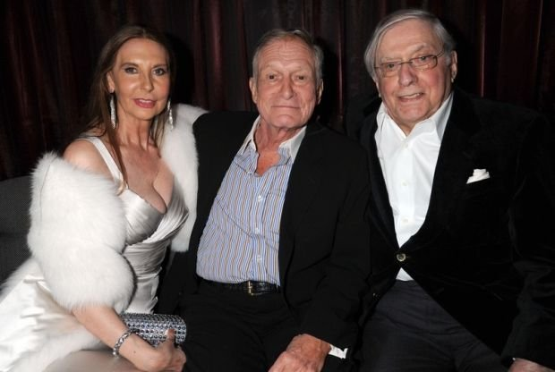 Marilyn Cole, Hugh Hefner i Victor Lownes
