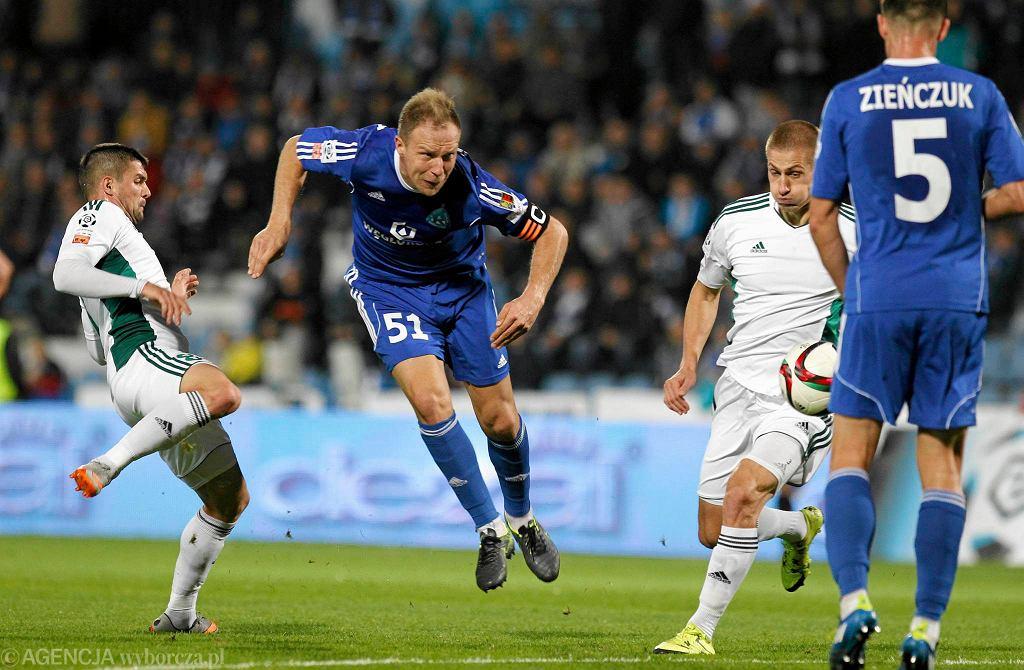Jesienią Śląsk przegrał z Ruchem w Chorzowie 0:1