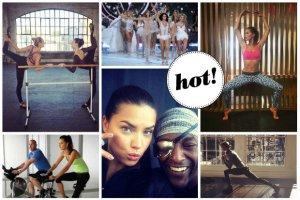 Poznaj trenerów, którzy pracują nad sylwetkami modelek, w tym Aniołków Victoria's Secret!