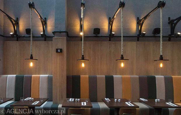 Zdjęcie numer 5 w galerii - Designerskie wnętrze i autorskie menu - taka jest restauracja INK przy ul. Stągiewnej