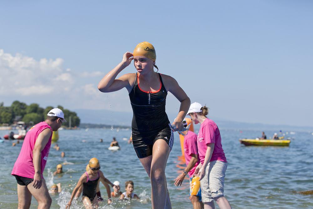Zawody triathlonowe młodzieży