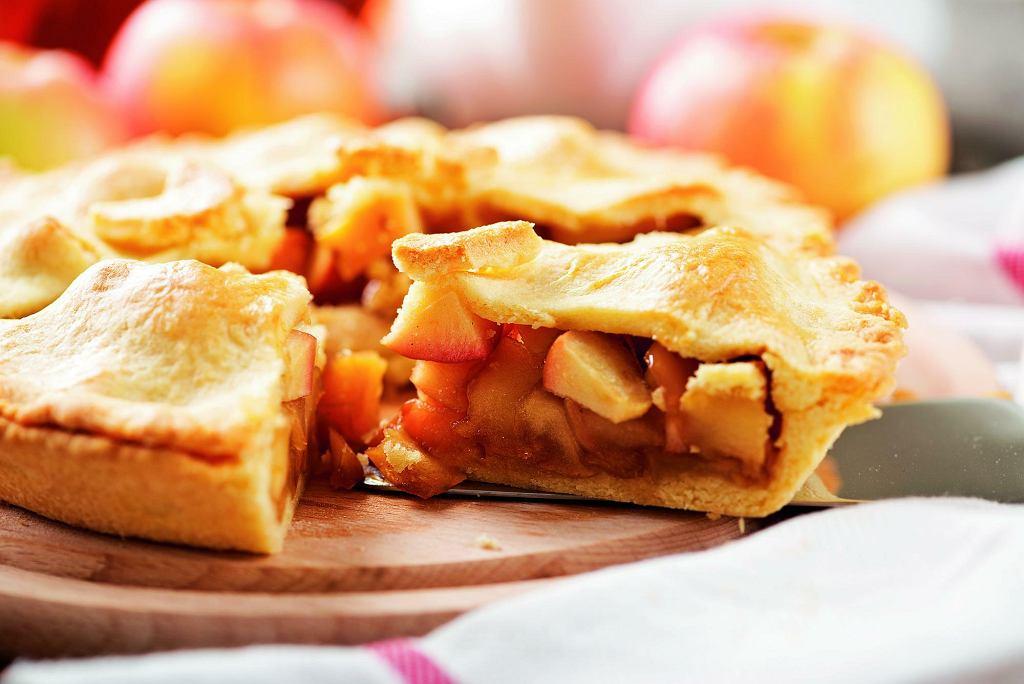 Apple pie, czyli amerykańska szarlotka