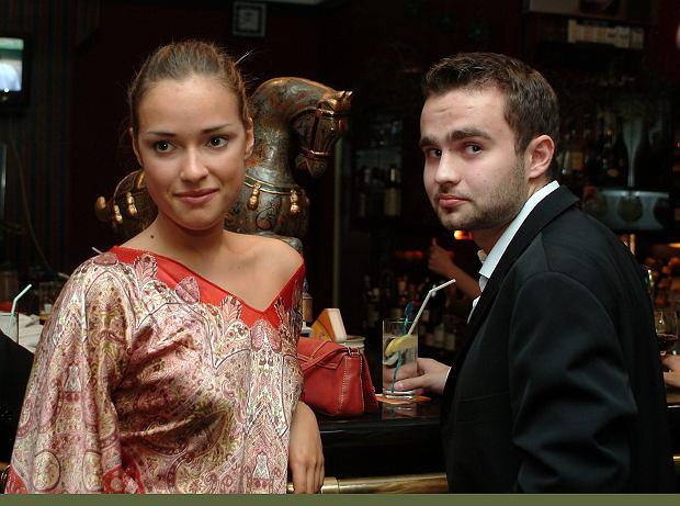 Alicja Bachleda-Curuś, Sebastian Kulczyk w 2003 r.