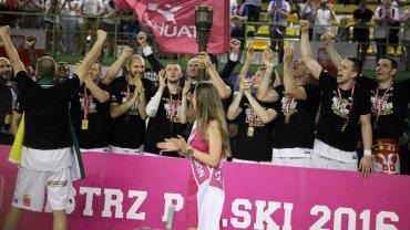 Finałowy mecz TBL - Rosa Radom vs Stelmet Zielona Góra