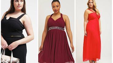 Sukienki na Sylwestra dla noszących rozmiar 42+