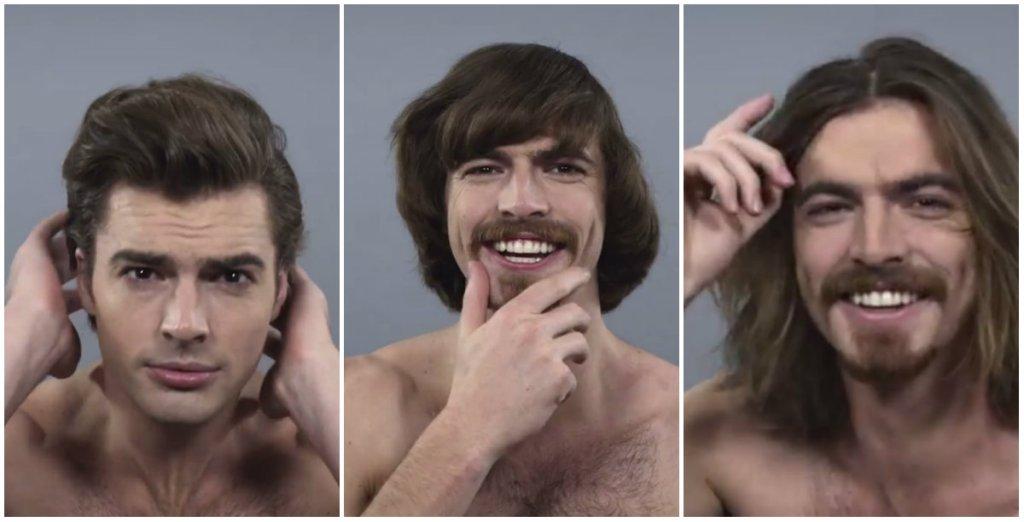 Jak zmieniał się kanon męskiego piękna?