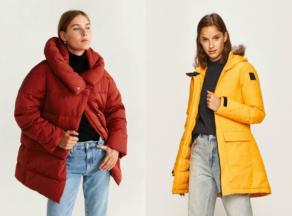 Modne kurtki zimowe damskie 2020