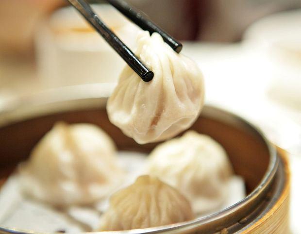 Kuchnia chińska - pierożki dim sum / fot. Shutterstock