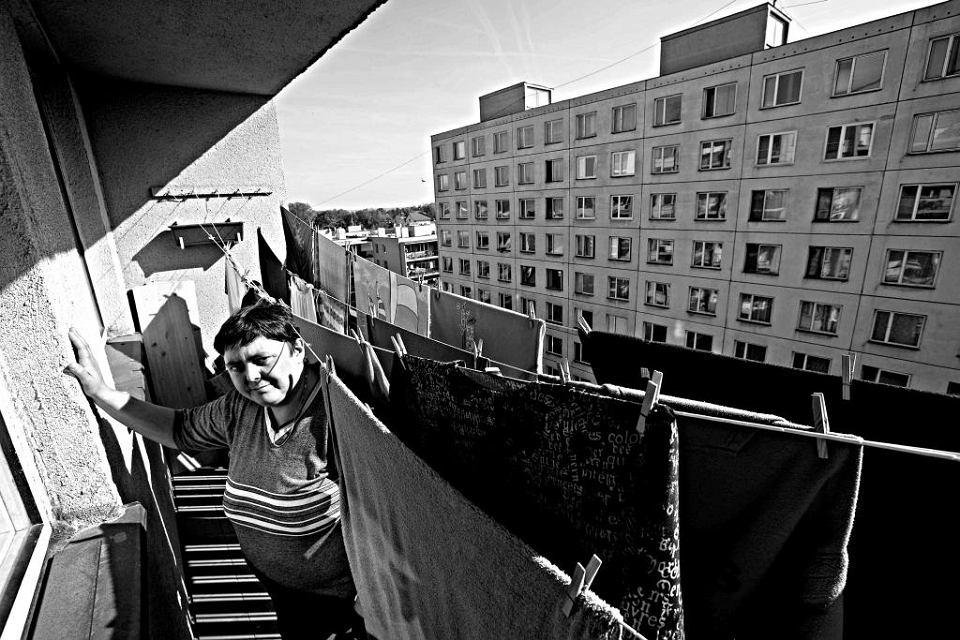 Kadr z filmu 'Marcela'
