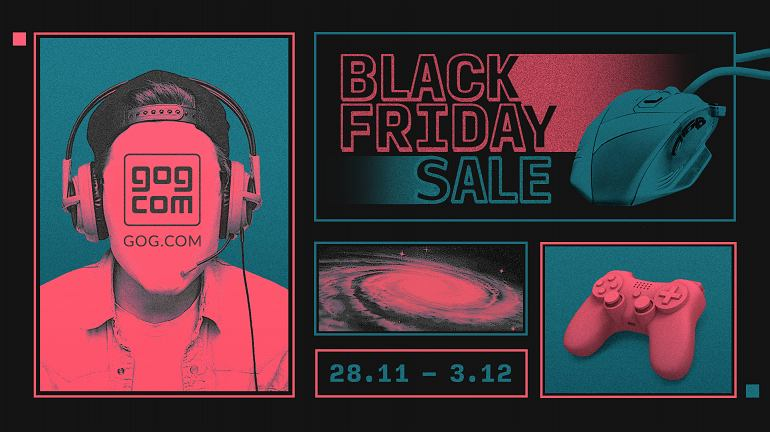 Black Friday na GOG.com