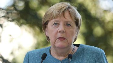 Merkel o sporze Polski z UE: Jestem za rozmową