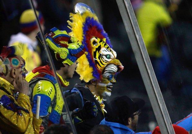 Copa America 2015. Brazylia - Kolumbia