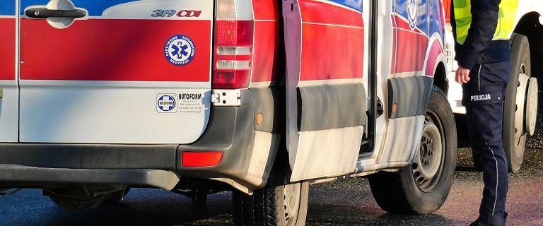 11-letnia dziewczynka potrącona w Rembertowie przez ciężarówkę