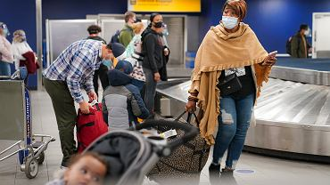 Virus Outbreak Thanksgiving Travel
