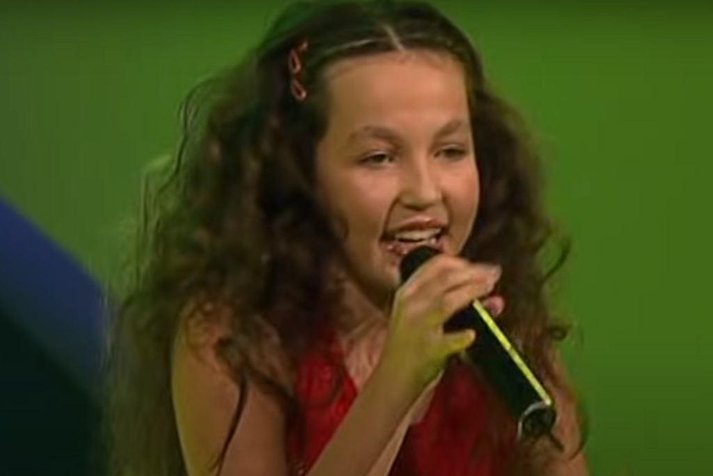 Katarzyna Żurawik na Eurowizji Junior