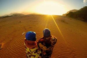 Izrael i Jordania: w krainie otoczonej pustynią