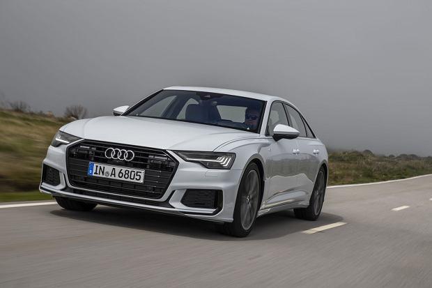 Nowe Audi A6 2018