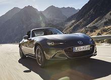 Najlepszy roadster wszechczasów teraz na wyciągnięcie ręki. Co oferuje Mazda MX-5?