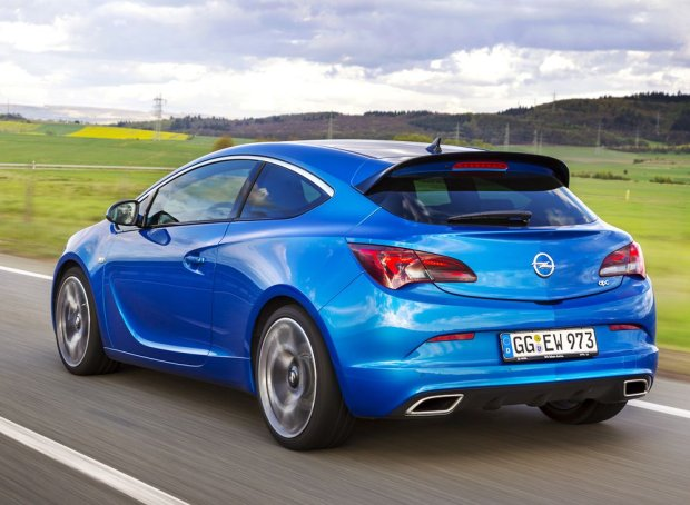 Opel Astra OPC 2011